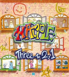 Three to 2,1ジャケ写