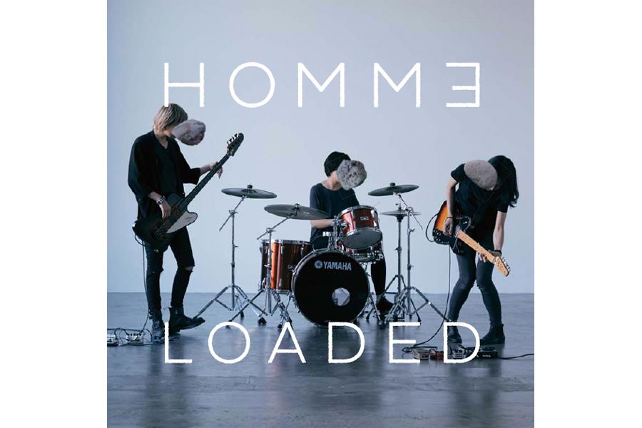 hommヨ 12月9日発売のニューシングル loaded からリードトラックのmv