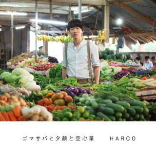 HARCO-ゴマサバと夕顔と空心菜