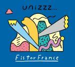 unizzz…(ウニズ)、新作ミニアルバム『F is for France』からMV「Annie」公開。間芝勇輔による全編描き下ろしアニメーション作品に