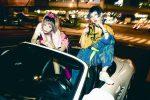 おやすみホログラム、新ビジュアル&新曲MV「ghost rider」公開。8/12開催「重大発表イベント」閲覧者の募集も開始