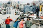 Deca Joins、12月5日発売の日本デビューEP『Go Slow』からタイトル曲MV公開。注目の台湾バンド