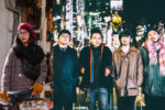 WHALE TALX × annie the clumsy、コラボ曲「ALL WE NEED IS LAUGH」のリリックビデオを公開。12/23には入場無料のクリスマスライブも